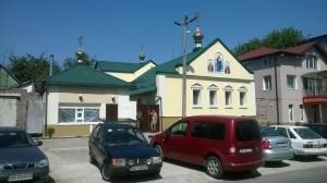 Николаевское подворье Знаменского женского монастыря