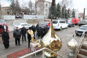 Митрополит Ириней ознакомился с ходом реставрационных работ по обустройству Николаевского подворья Знаменского монастыря