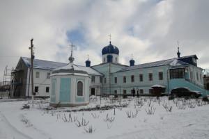 Юбилейное празднование 110-летия Знаменского женского монастыря